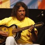 Milton Araújo propaga as cores e sons do Pantanal (Fotos Adriano Rosa)