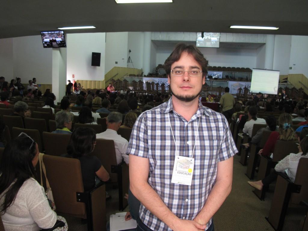 """Pedro Tourinho defende que texto """"não deve ser descaracterizado"""""""