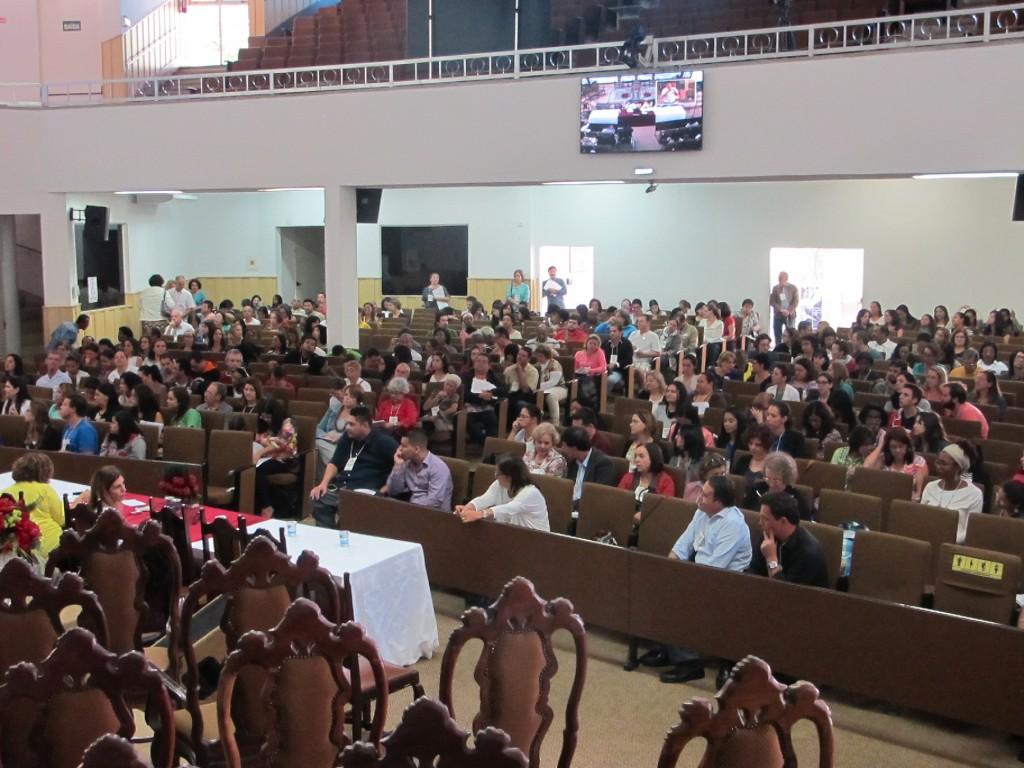 Conferência Municipal debateu plano para Educação em Campinas nos próximos dez anos (Foto José Pedro Martins)