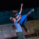 Juliana Hadler e Mailson Silva: show de leveza na Estação Cultura (Fotos Martinho Caires)