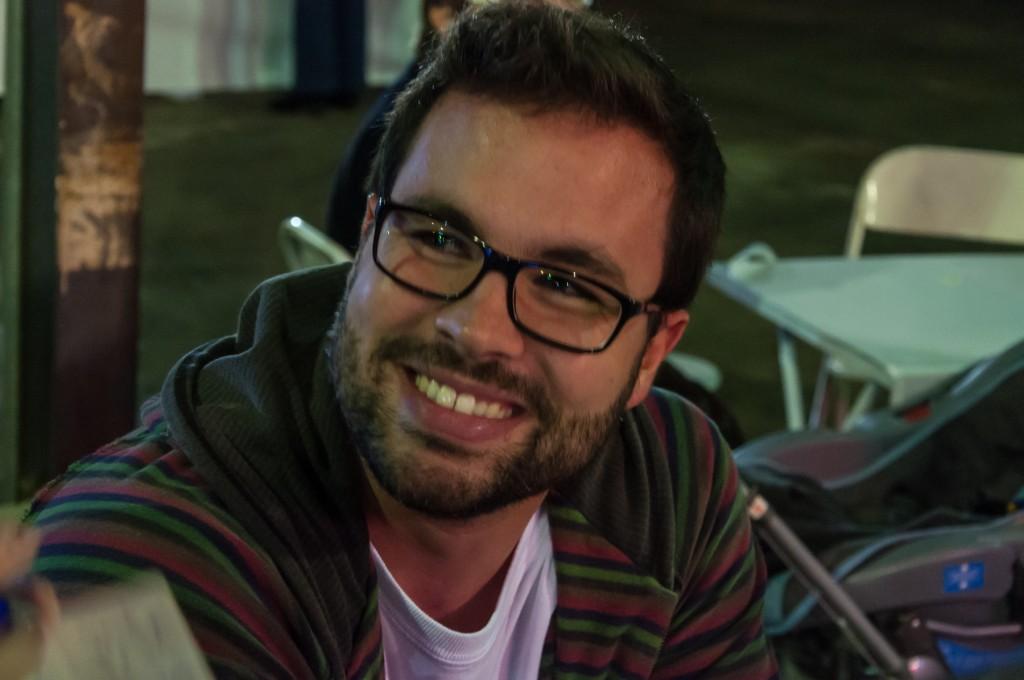 Renato Pisapia, engenheiro, gostou do cardápio amplo