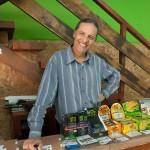 Cabeto Rocker inaugurou em maio o Espaço Educador Vegano 'Como?', no Guará, em Barão Geraldo