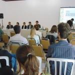 Mesa redonda discutiu oportunidades para municípios frente à transição para a economia de baixo carbono (Foto José Pedro Martins)