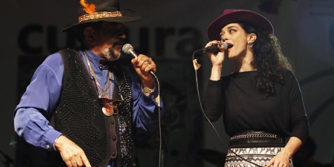 Ieda Cruz e Gerson King Combo assinam a Soul Music na Virada Cultural de Campinas