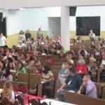 """Conferência Municipal de Educação aprovou texto incluindo a palavra """"gênero"""" (Foto José Pedro Martins)"""