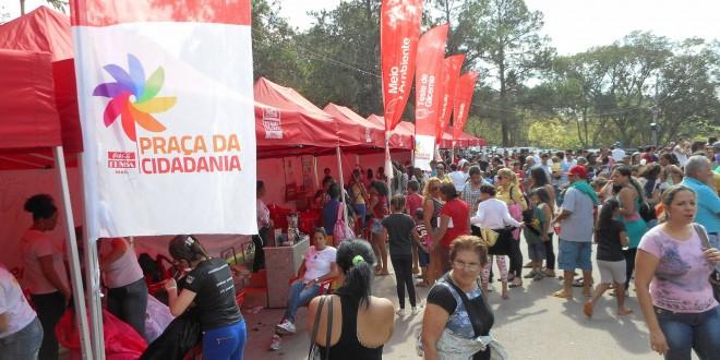 Praça da Cidadania leva pelo terceiro ano serviços gratuitos para Sumaré dia 21 de junho