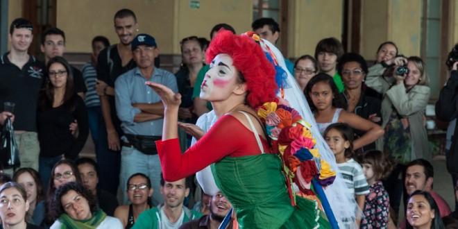 Damião também faz as suas presepadas na Virada Cultural de Campinas