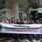 Grupo de conselheiros organizados: sucesso do Orçamento Participativo depende do empoderamento da população     Foto: Divulgação
