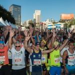 Largada da I Maratona de Campinas (Ensaio fotográfico de Martinho Caires)