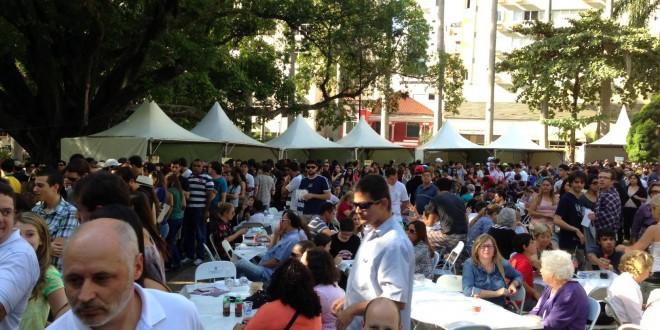 Chefs na Praça 2015 no dia 12 de julho: a festa da gastronomia em Campinas
