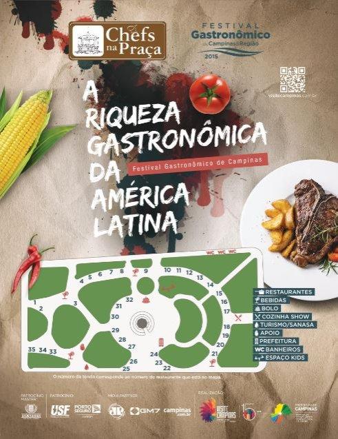 Cartaz da edição 2015