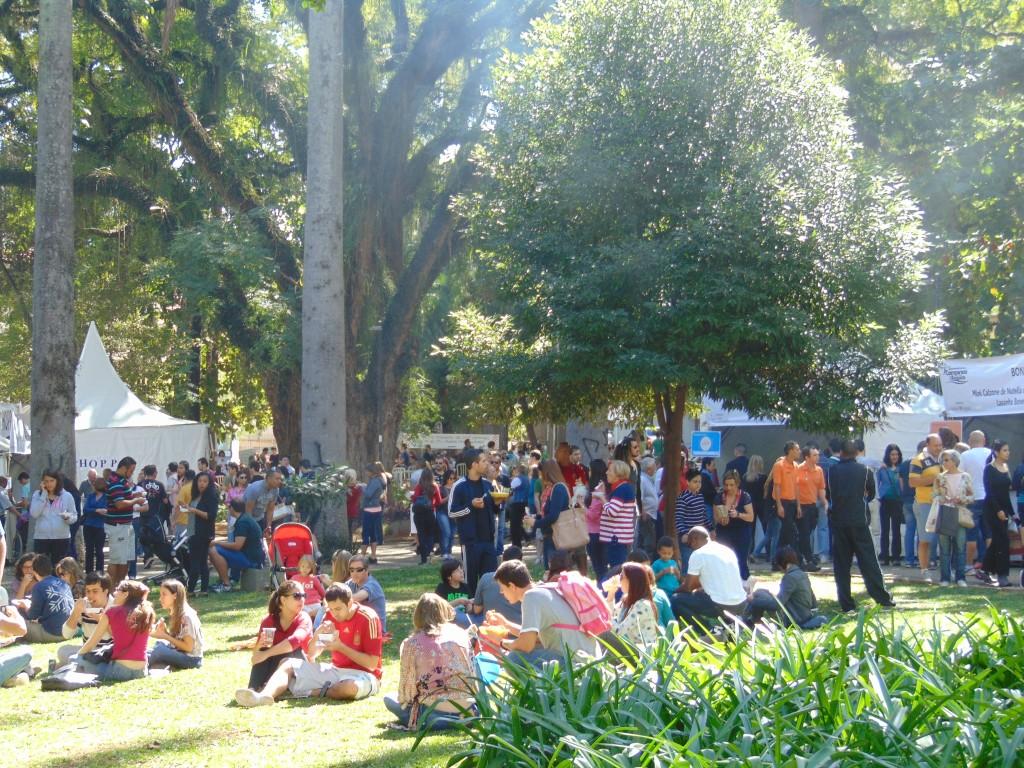 Ocupação do centro pela cidadania: o impacto do Chefs na Praça (Foto José Pedro Martins)