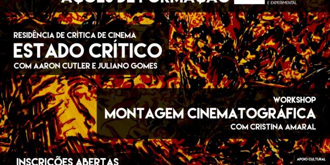 Festival internacional em Goiânia terá residência crítica de cinema e workshop de montagem