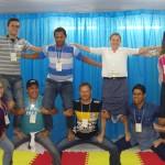 Formação de educadores das escolas integrantes do Programa Escola em Movimento, em Pernambuco (Foto Divulgação)