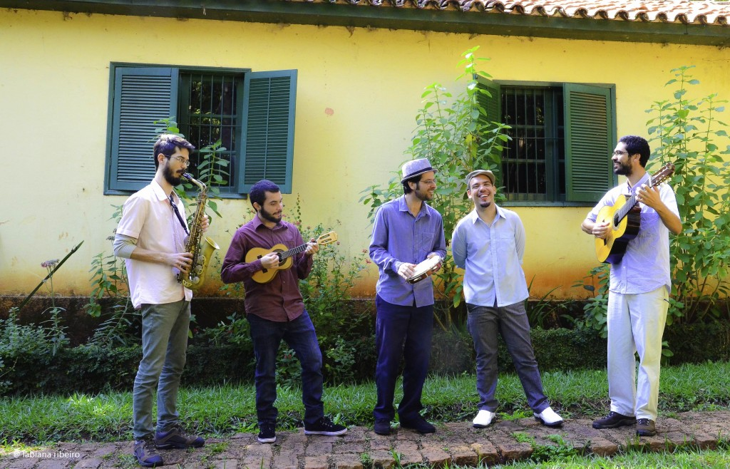 Picadinho da Velha reúne alunos e ex-alunos do curso de música do Instituto de Artes da Unicamp (Foto Divulgação/Fabiana Ribeiro)
