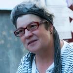 A artista plástica e professora da Unicamp Lygia Eluf   (Foto: Martinho Caires)