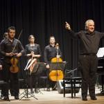 Maestro estará novamente em Campinas, agora com a Orquestra Bachiana Sesi (Foto Divulgação/Marco Boschilia)
