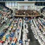 Delegações de 193 municípios estiveram presentes em Campinas (Fotos Martinho Caires)