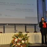 Professora Adriana destacou papel do educador na formação do cenário sócio-moral (Foto Divulgação Agemcamp)