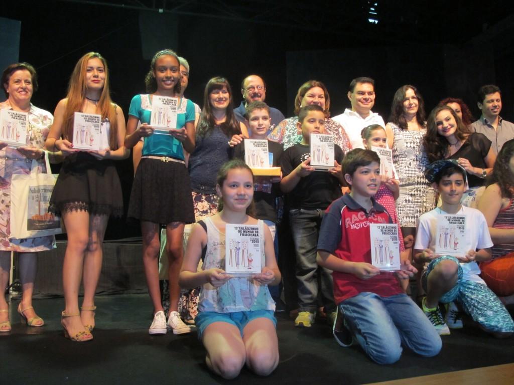 Vencedores do Salãozinho de Piracicaba de 2015