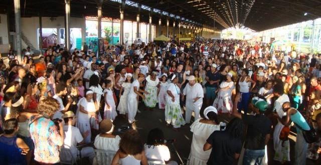 XVI Feira Cultural Afro Mix-Campinas no domingo, dia 12 de novembro