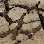 Chão seco do Cantareira: eventos climáticos extremos podem piorar e perspectivas de acordo eficaz em Paris são remotas (Foto Adriano Rosa)