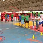 Competição no Festival das Escolas (Foto Divulgação)