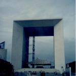 La Défense, centro financeiro de Paris: atentados já atingiram a COP-21 (Foto José Pedro Martins)