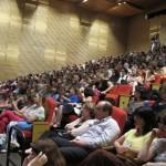 Abertura da Semana da Educação em 2014: grande momento para discutir panorama educacional de Campinas (Foto José Pedro Martins)