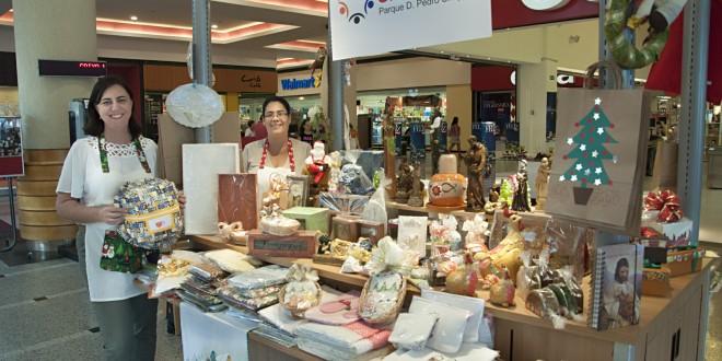 Parceria entre shopping e entidade assistencial viabiliza Natal festivo para quase 100 famílias