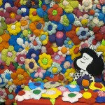 Exposição O Mundo segundo Mafalda teve apoio do Instituto Arcor Brasil (Fotos José Pedro Martins)