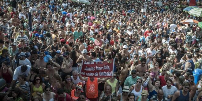 City Banda se consolida como confederação de blocos, com milhares nas ruas do Cambuí