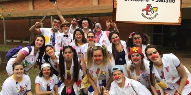 ONG Hospitalhaços abre inscrições para novos voluntários em Campinas e outras cidades