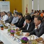 Primeira reunião do Conselho da RMC em 2016 (Foto Divulgação)