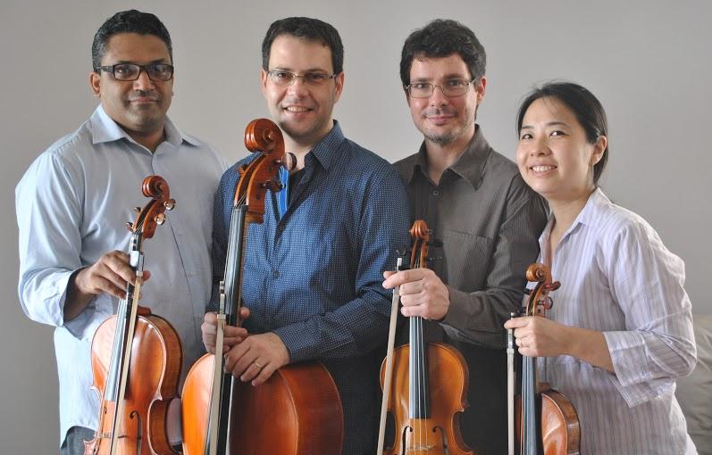 Quarteto L ´Arianna (Foto Divulgação)