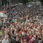 """City Banda se firmou em 2016 como uma """"confederação de blocos"""" (Foto Martinho Caires)"""