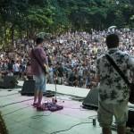 Conca Acústica do Taquaral ficou lotada com o Festival Algo Espetacular (Foto Martinho Caires)