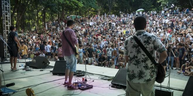 Festival Algo Espetacular lota Concha Acústica: Campinas também é rock em tempo de Carnaval