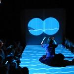 Cena de #Mergulho, espetáculo infantil do grupo Eranos Círculo de Arte, de Itajaí/SC,  que será uma das atrações do 12º FEVERESTIVAL (Foto Divulgação/Max Reinert)