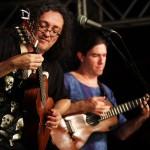 Ricardo Vignini e Zé Helder formam o Moda de Rock (Foto Adriano Rosa)