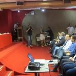 Reunião no Salão Vermelho reuniu prefeitos para escolha do novo presidente do Conselho da RMC (Foto José Pedro Martins)