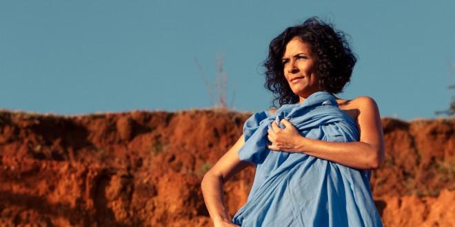 Andréia Preta lança o temperado 'Doce de Salgar' na Quinta no Museu do MACC