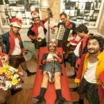 Pakitos, uma das atrações do Charivari Cabaret (Foto Paulo Pereira/Divulgação)