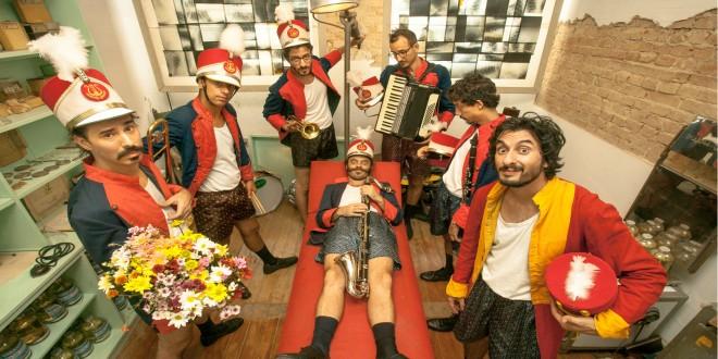 Charivari Cabaret estreia nesta quinta-feira dia 10 no Almanaque Café em Campinas