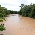 Cheia do rio Atibaia atingiu várias cidades da região, como Atibaia e Itatiba (Foto Adriano Rosa)