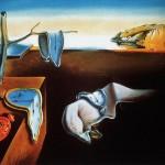 """""""A persistência da memória"""", do surrealista espanhol Salvador Dalí (1931), no acervo do Museu de Arte Moderna (Moma) de Nova Iorque"""