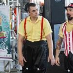 Circulando foi criado a partir da estética do teatro de rua (Foto Andress Correa/Divulgação)