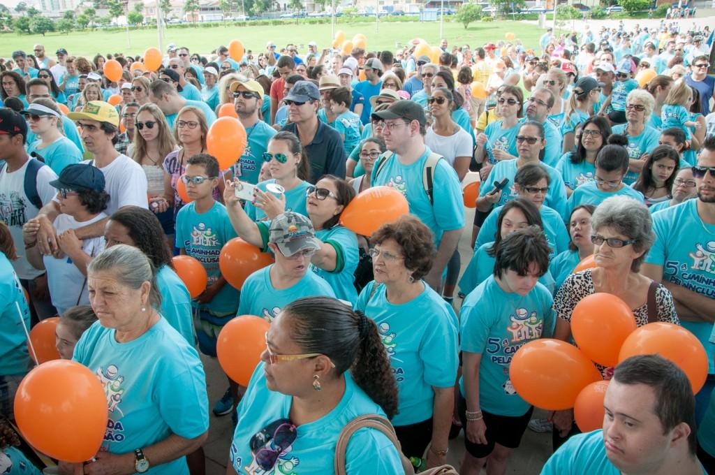 O evento encerrou a Semana da Síndrome de Down da Prefeitura de Campinas e antecipou a comemoração pelo dia 21 de março, Dia Internacional da Síndrome de Down    Fotos: Martinho Caires