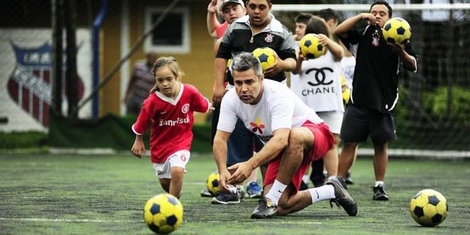 Futebol abre a Semana da Síndrome de Down em Campinas, que fecha com Caminhada pela Inclusão dia 20