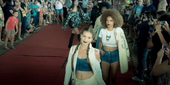 A moda ao alcance de todos no Desfile Brasilidade, produzido por alunos de curso técnico gratuito